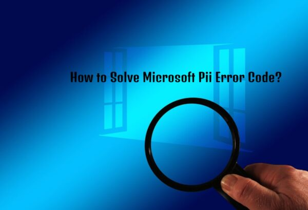 How to Solve [Pii_email_9ba94c086590853d8247] Error Code