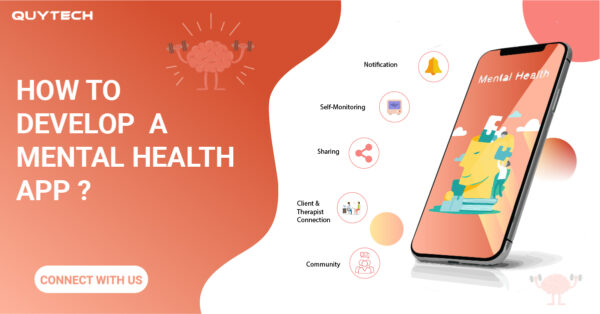 How To Develop A Mental Health App?
