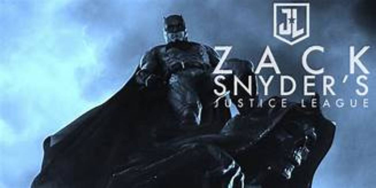 Zack Snyder's Justice League (2)